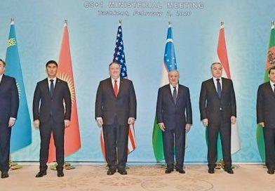 Россия наблюдает за противостоянием США и Китая в Средней Азии