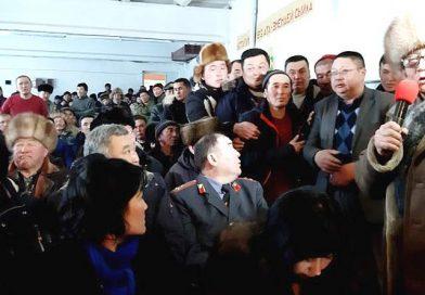 Китайские погромы в Киргизии не фантазия, а уже реальность