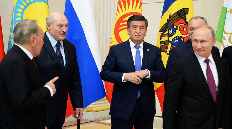 Кубат РАХИМОВ: Евразийскому союзу нужна перезагрузка