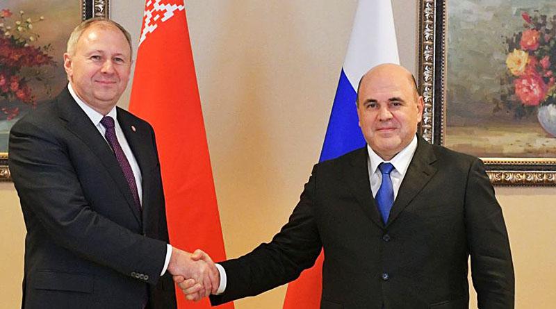 Мишустин и Румас одолеют короновирус поставками нефти в Белоруссию